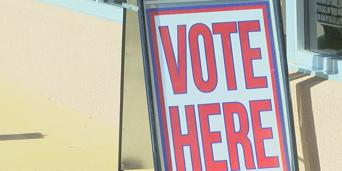 Smith County early voting begins Monday