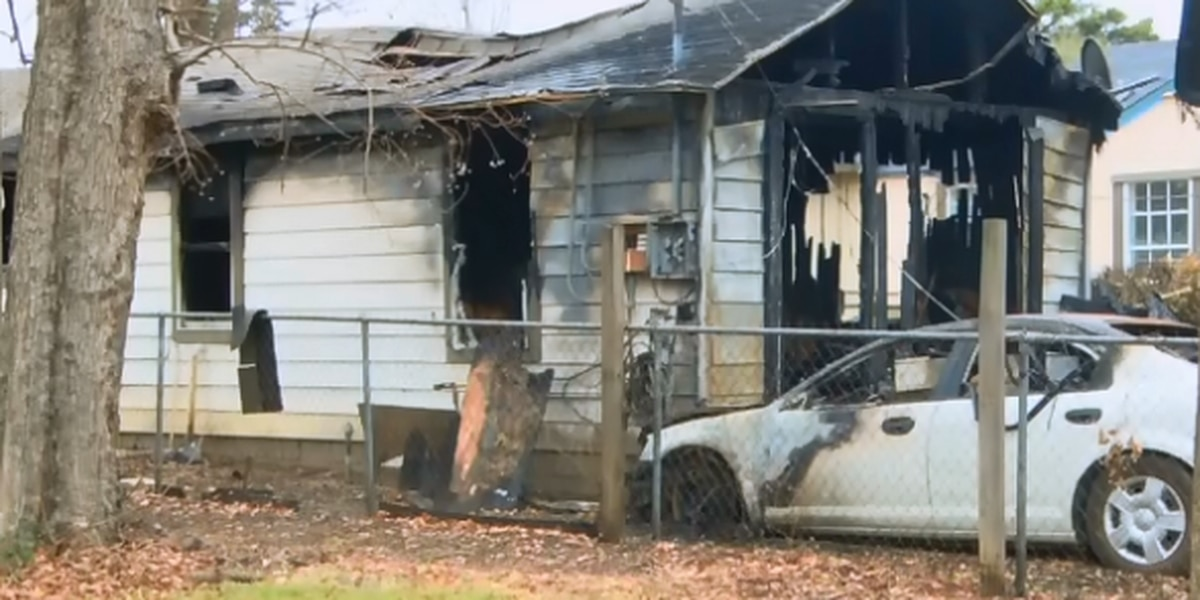Take precautions due to higher risk of fire in old homes