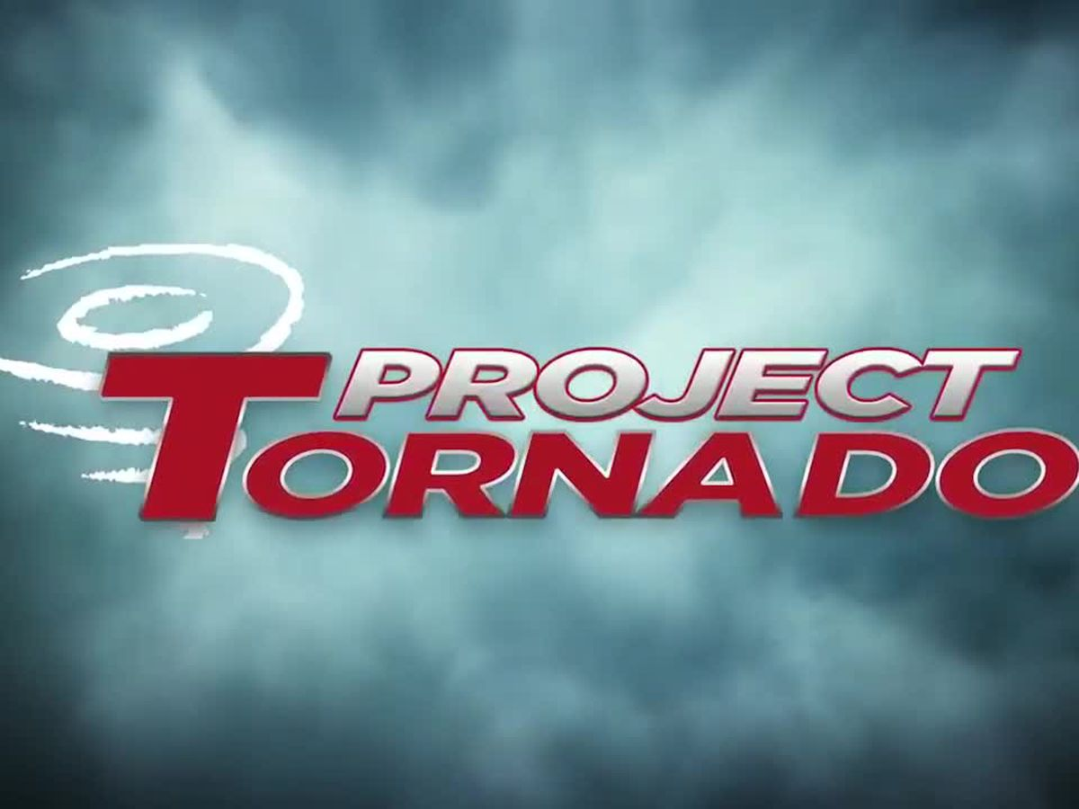 Chief Meteorologist Mark Scirto presents 35th annual Project Tornado