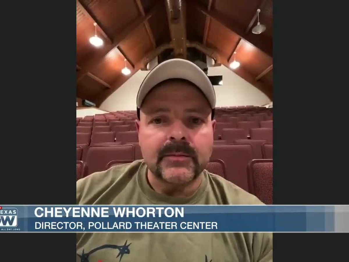 WATCH: Pollard Theater Center director talks about upcoming play