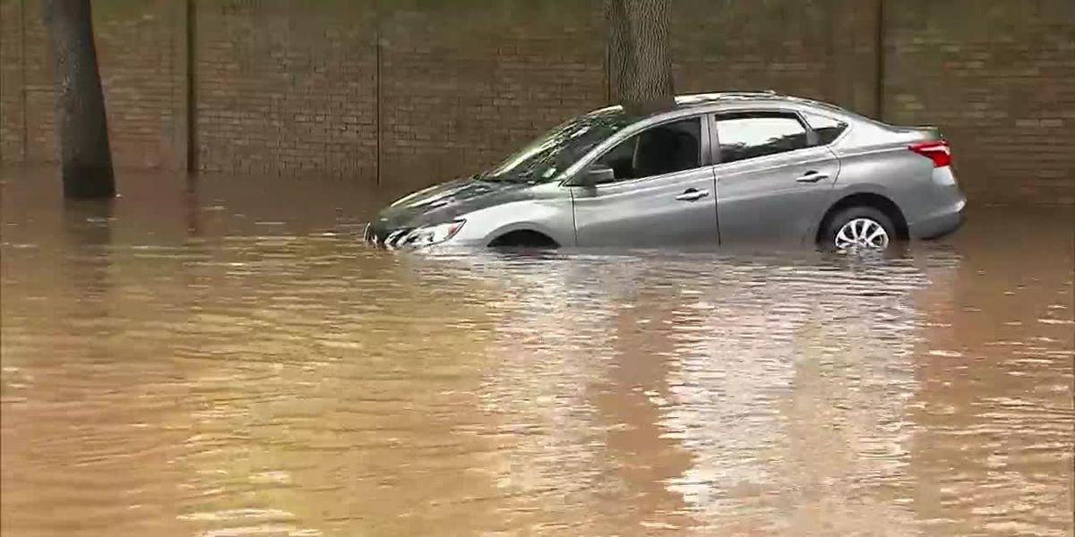 More flooding seen in Texas, South