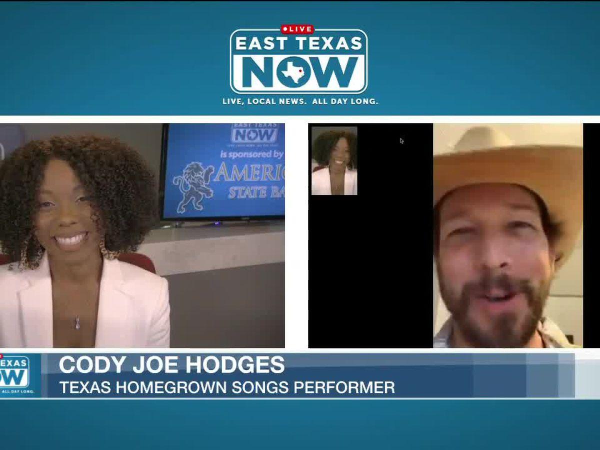 Texas Homegrown Songs: Cody Joe Hodges