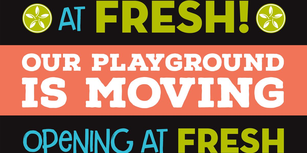 'New, expanded' playground to come to FRESH in Tyler