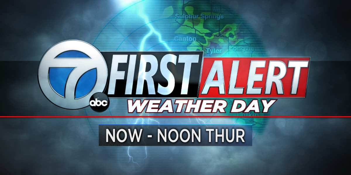 First Alert Weather Day now issued for Wednesday night through noon Thursday