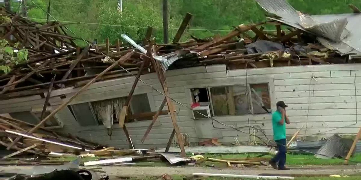 2 storm-related fatalities, multiple injuries after strong storms move across East Texas