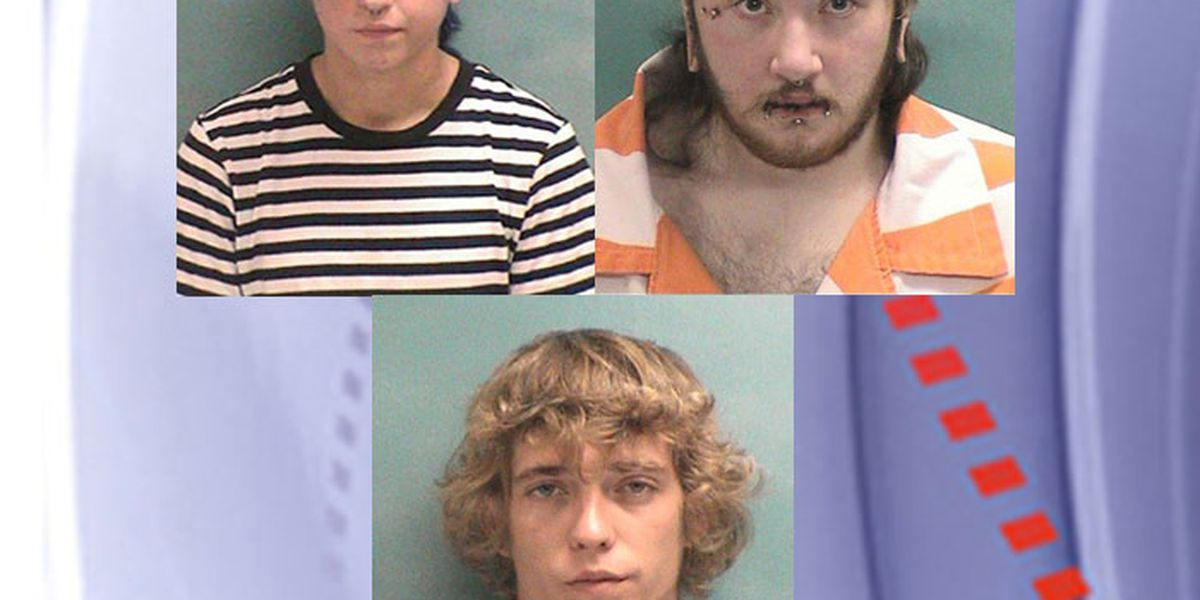 3 arrested in connection with Nacogdoches church vandalism case