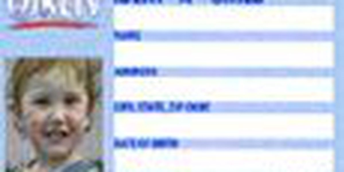 KLTV Child ID's