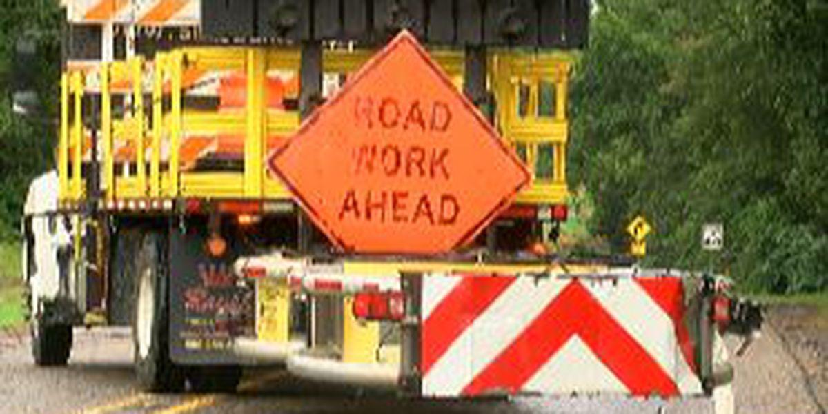 WEBXTRA: Crews are repairing flood-damaged East Texas roads
